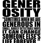 EDL pix generosity
