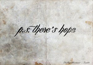 EDL theres hope