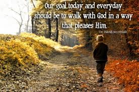EDL pix walking with God