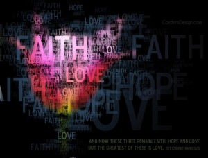 EDL pix faith hope love