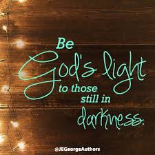 Be God's Light